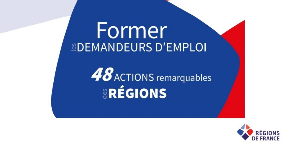 Former les demandeurs d'emploi : 48 actions remarquables en régions